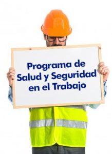 Programa de Seguridad y Salud en el Trabajo